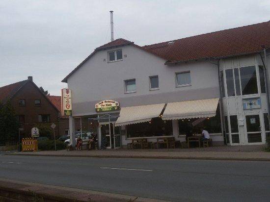 Peine, Alemanha: Sushi Restaurant Viet Küche von außen