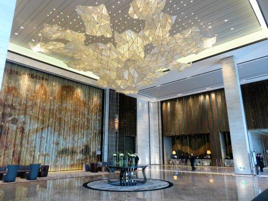 Jinhua, Kina: Lobby
