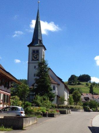Kirche von Rafz