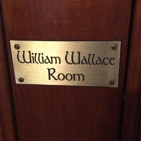 James Cottage B&B: The William Wallace twin room. Comfy & cosy