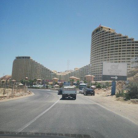 جنوب سيناء, مصر: porto elsokhna trip