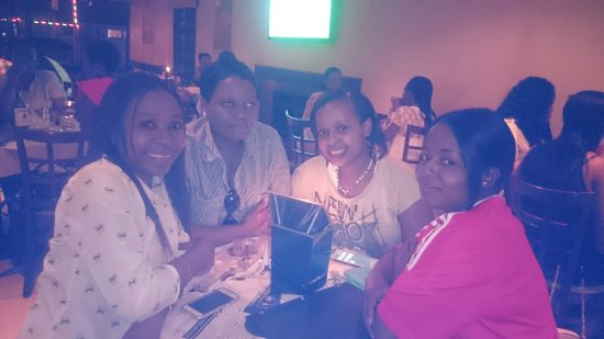 Daveyton, Südafrika: You will love Brima's food iyoh