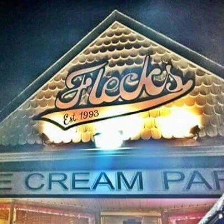 Villas, NJ: Fleck's Ice Cream