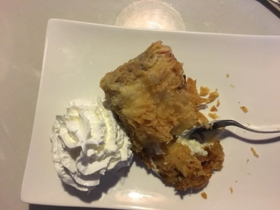 Plymouth, NH: Cheesecake Tempura