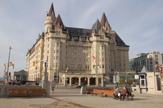 Οττάβα, Καναδάς: Ottawa Canada September Chateau Laurier