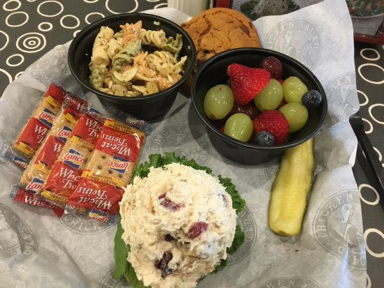 Peachtree City, Geórgia: Healthy Meal