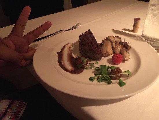 Delmonico Steakhouse: Delicioso!!!!!