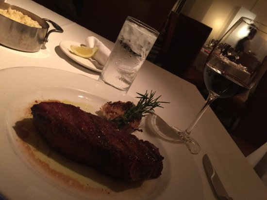 Delmonico Steakhouse: Delicioso!!!!!