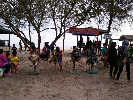 Bali Lestari Beach: Pantai Bali Lestari