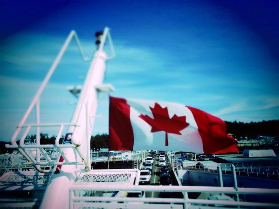 Sidney, كندا: Canada Day!