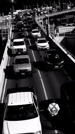 Sidney, كندا: Ramp & Cars