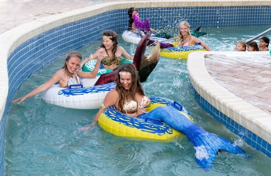Myrtle Beach Mermaids These Are Some Amazing Pictures Activities That We Do At The