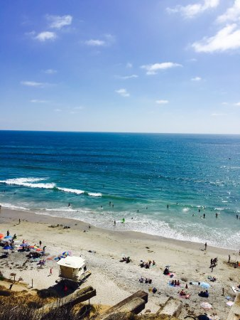 Leucadia, Californie : Beacon's Beach