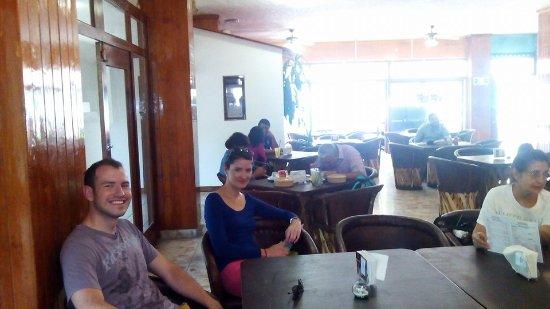 Bar bq , restaurant