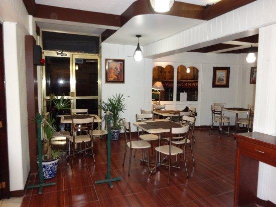 Hotel Murillo Plaza: Cafetería