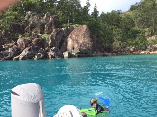 Hayman Island, Australien: SEABOB 1 At Hook Island