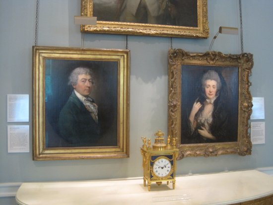 The Courtauld Gallery: Portraits of Thomas Gainsborough and his wife