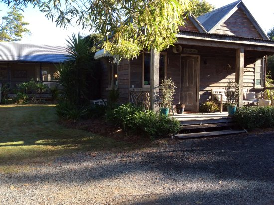 Chinchilla, Australia: Reception cottage