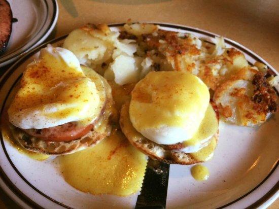 Baker's Restaurant: Delicious!