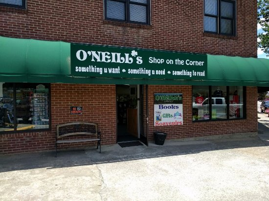O'Neill's Shop on the Corner