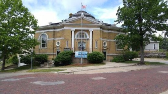 Cadillac, MI: Wexford County Historical Museum