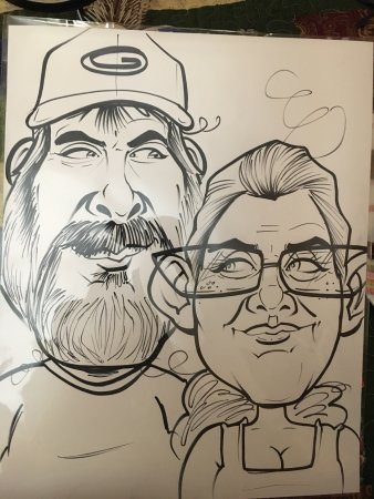 ‪Smoky Mountain Caricatures‬