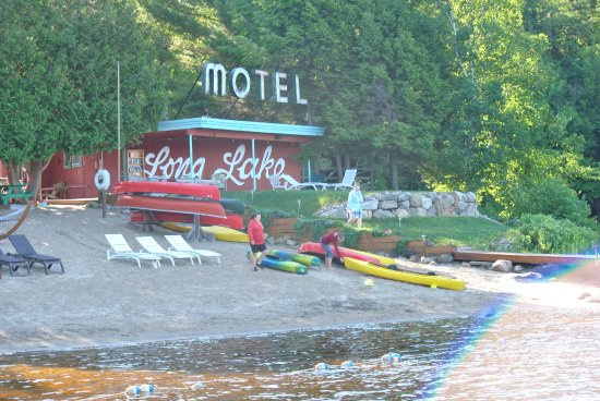 Motel Long Lake and Cottages foto