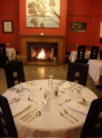 Helensville, Nueva Zelanda: Rosso Restaraunt Dining Room