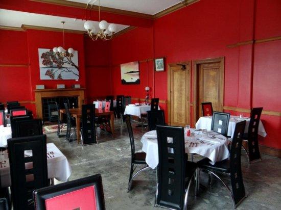 Helensville, Nueva Zelanda: Rosso Restaraunt
