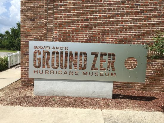 ‪The Waveland Ground Zero Hurricane Museum‬