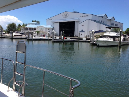 The View Of The Storage From One Of The Docks Picture Of