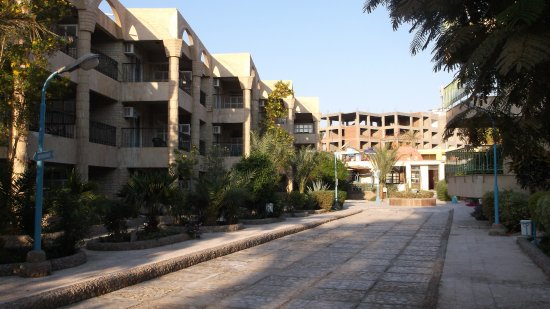 Hor Palace: корпус 1 отеля