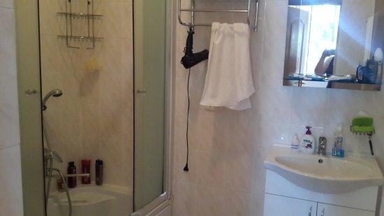 Солнечногорское: Ванная комната в люксе.