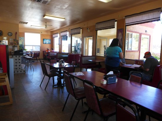 Fort Garland, CO : Personable, Hard-working Server Put us At Ease