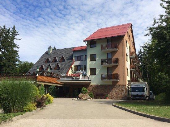 Vyhne, Slovacchia: Hotel Termal