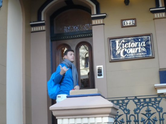 Victoria Court Hotel Sydney Foto