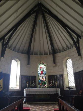 Saint Michael Parish, Barbados: historic church