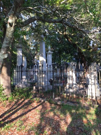 Beaufort Historic Site Old Burying Ground