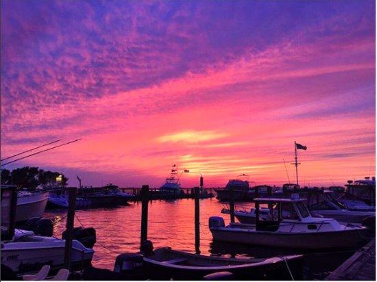 Margarita Villas: Kismet sunset from our deck.