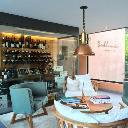 Sublime Comporta Country House Retreat: Small Sitting Area Next To The Wine  Room And Dining Part 60