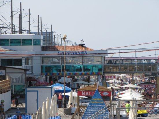 Ресторанчик на пляже