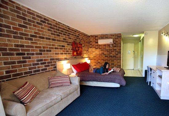 Yatala, Australia: Queen std room
