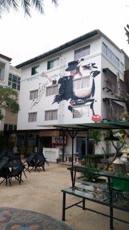 My Way Hua Hin Music Hotel: It´s a music hotel