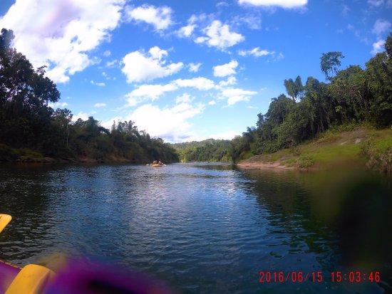 Rivers Fiji - Day Adventures: Rafting the Navua river
