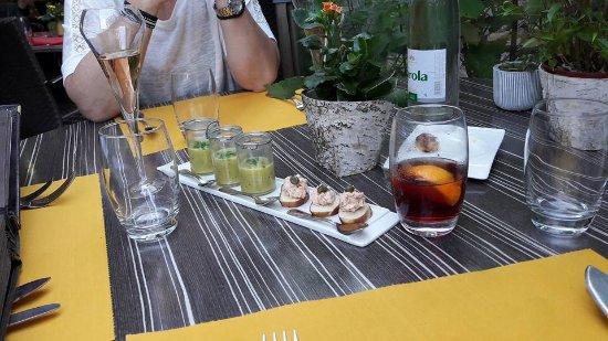 Salle a manger terrasse photo de hotel restaurant les - Direct cuisine haguenau ...
