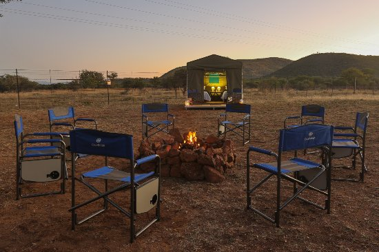 Pilanesberg Tented Safari Camp