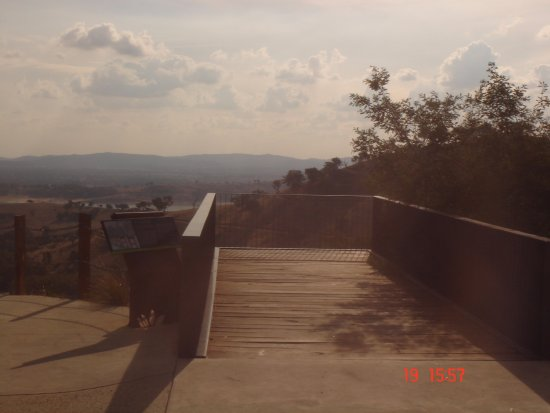 Lake Hume Village, Australia: Kurrajong Gap Look Out Viewing Platform