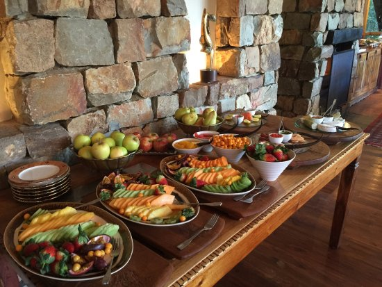 Harkerville, Sudáfrica: Tsala Treetop Lodge