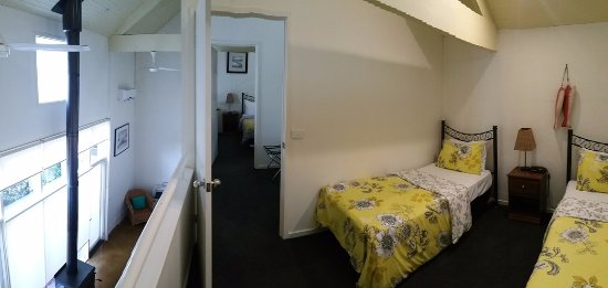 Terrace Lofts Apartments Ocean Grove 3 Sided Wall Bedrooms