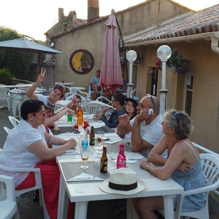 Eccica-Suarella, Francia: Les extérieurs
